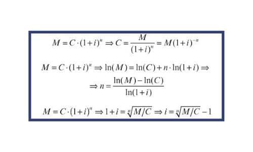 formula calcolo anatocismo