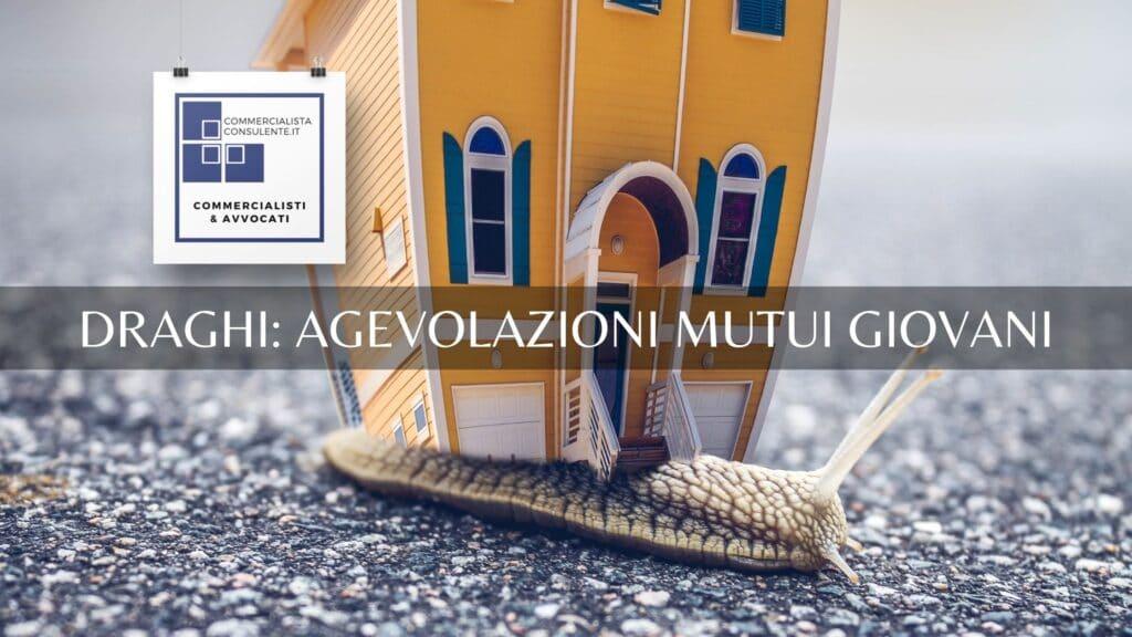 In arrivo agevolazioni Mutui Prima Casa PER I GIOVANI