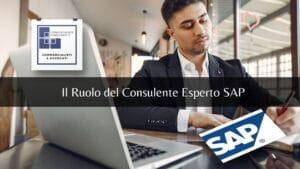 Cosa fa un consulente esperto SAP