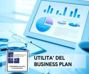 UTILITA' DEL BUSINESS PLAN